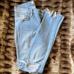 Pistola Denim - Audrey Skinny Fit Jean - Size 25